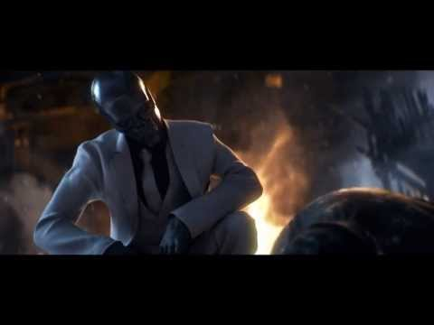 мультик игра Дисней Batman Arkham Origins Launch Trailer