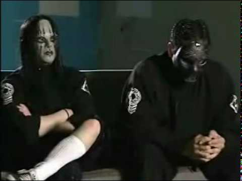 Slipknot Rare Interview 2004 - Joey Jordison & Paul Gray - Duality music video