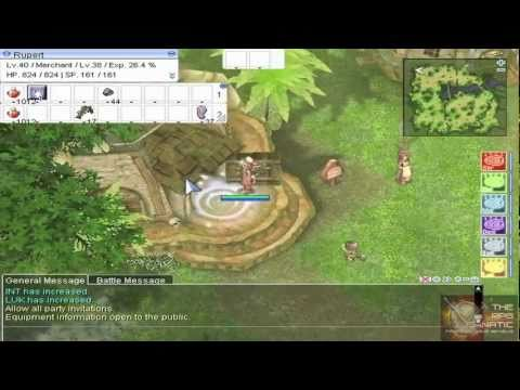 Ragnarok Online Renewal Video Guide: How to Get to Orc Village